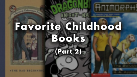 What Were Your Favorite Childhood Books? (PART TWO)