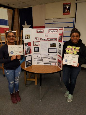 Cen-Tex History Day Winners