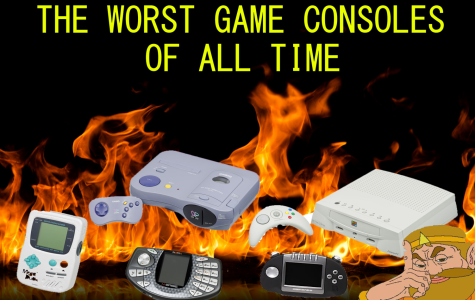 The 10 Worst Video Game Consoles of ALL TIME!