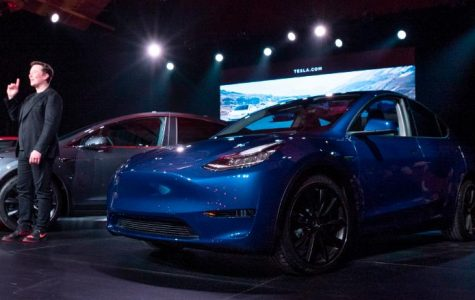Tesla's New Model Y