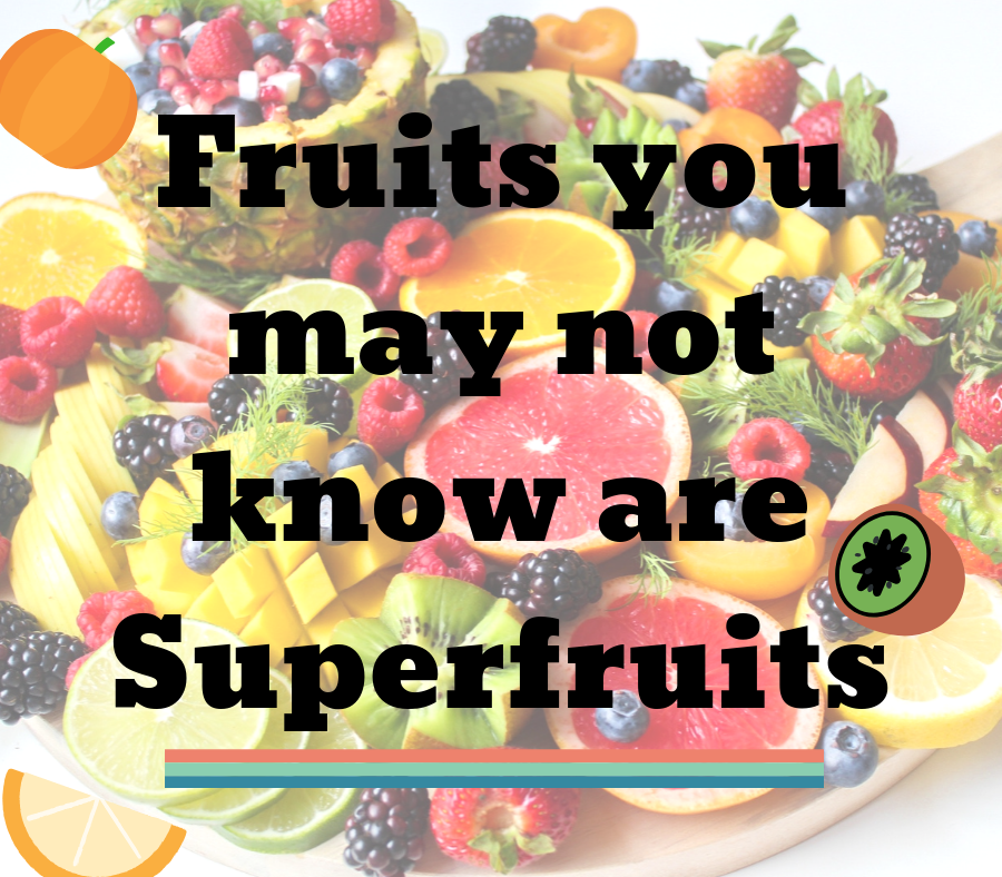 Uncommon+Superfruits
