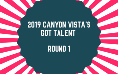 2019 Canyon Vista's Got Talent – Round 1