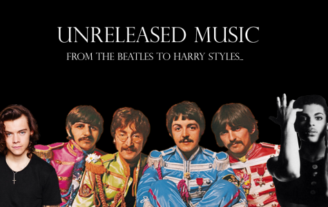 Five Unreleased Songs by the World's Most Famous Bands