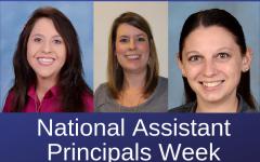 It's Assistant Principal Week!