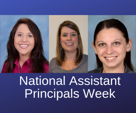 It's Assistant Principal Week!