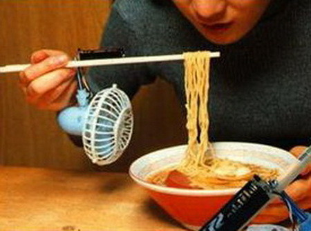 Some of The Most Bizarre Inventions Out There