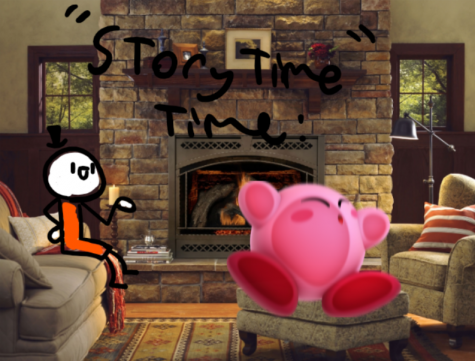 """""""Story Time"""" Time: Kirby's27th Anniversary"""