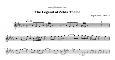 The Legend of Zelda: Music Review