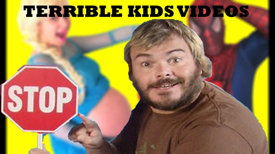Weird YouTube Kids Videos