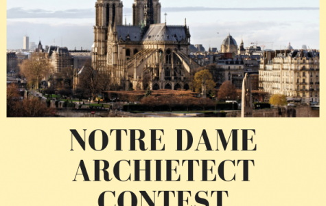 Contest To Re-Design The Lost Parts Of Notre Dame