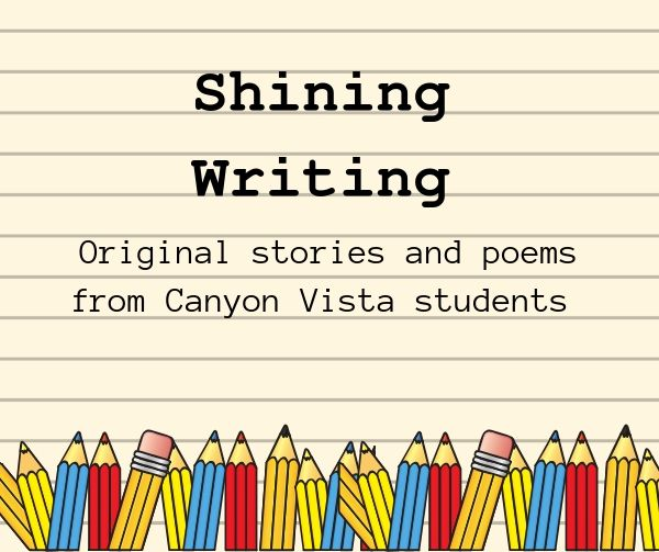 Shining Writing: Reading by Rebecca Clements