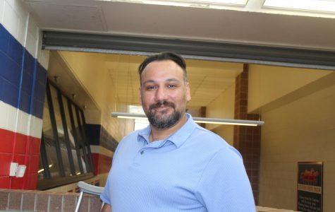 Meet the Teacher: Mr. Vigil