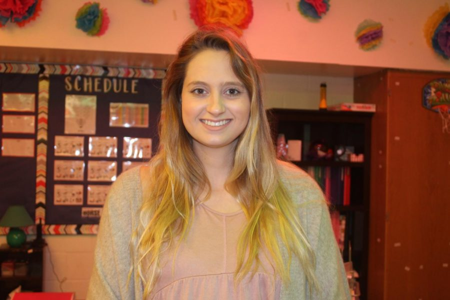 Meet the Teacher: Rebecca Redfern