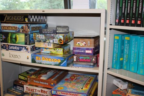 Board Game Club Begins for the New School Year