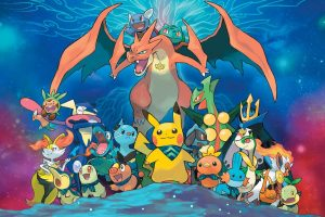 Top 3 Pokemon of Each and Every Generation