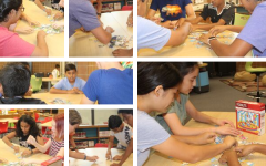 PuzzlePalooza Begins In the Library