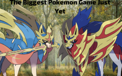 Biggest Pokemon Game Yet? Why is that?