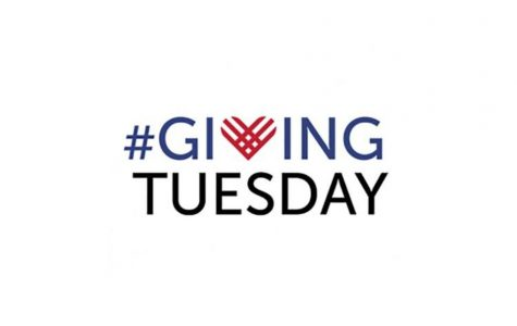 Volunteer For A Cause: Giving Tuesday