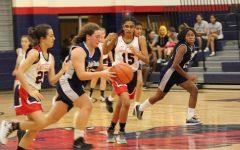 8th Grade Girls Basketball Beats Pearson Ranch 38 to 17