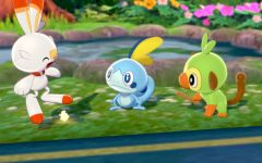Pokemon: Sword First Impressions