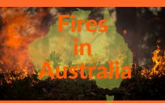 Fires Spreading in Australia