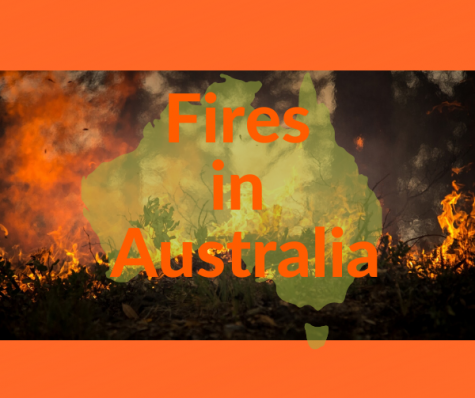 Fires Spreading in Australia