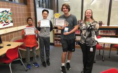 Students Compete in Annual Geo Bee