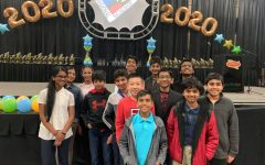 Students at the 2020 Science Festival
