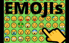 🧑📔of😀s - A history of emojis