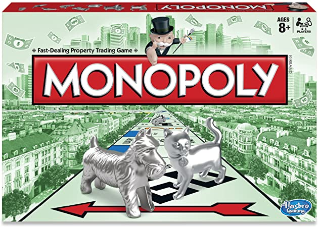 Monopoly is fun, but you'll need to manage your money to be great.
