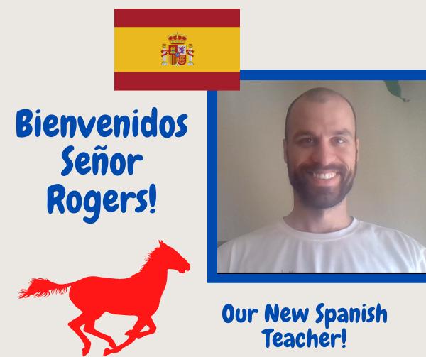 Bienvenidos Señor Rogers!