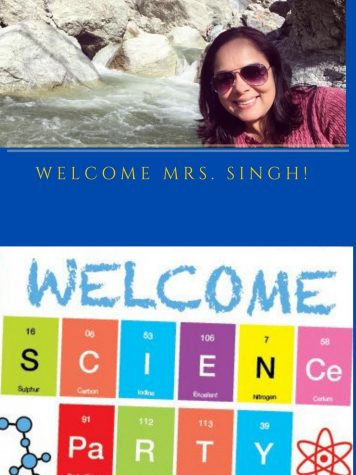 Mrs. Singh, Canyon Vista