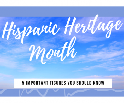 Celebrbating Hispanic Heritage Month