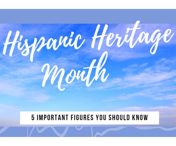 Celebrbating Hispanic Heritage Month