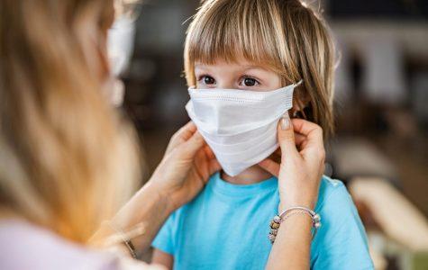 Wearing masks at school, good or bad?