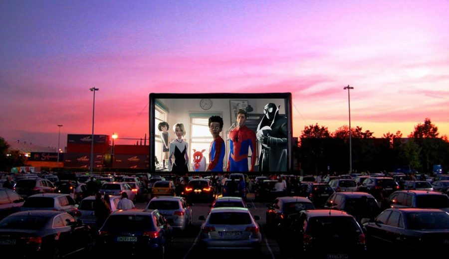 The Drive-In Movie Theater Craze