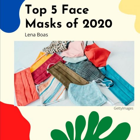 Top 5 Cloth Face Masks of 2020