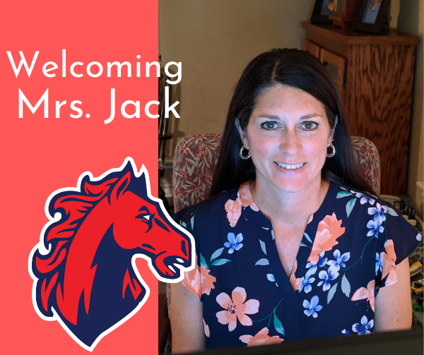 Welcome to the Canyon, Mrs. Jack!