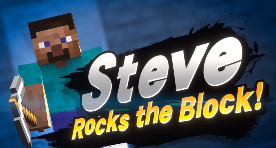 Steve in Smash | The Greatest Gaming Crossover