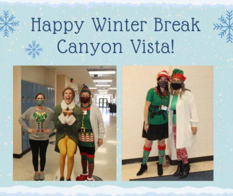It's a Winter Wonderland for Canyon Vista