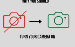 Why Your Camera Should Be ON
