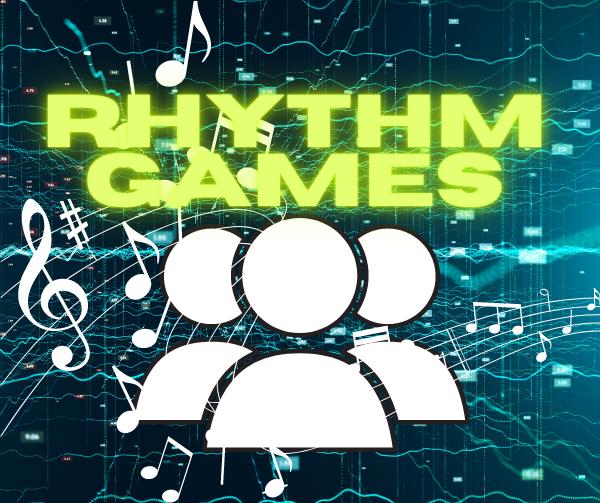 A Short History of Rhythm Games