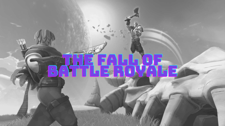 The Fall of Battle Royale
