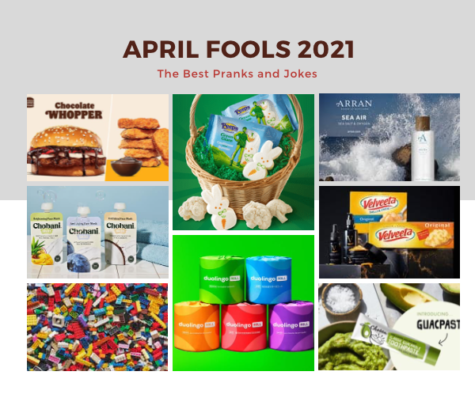 The Best April Fools' Jokes Companies Played On Us 2021
