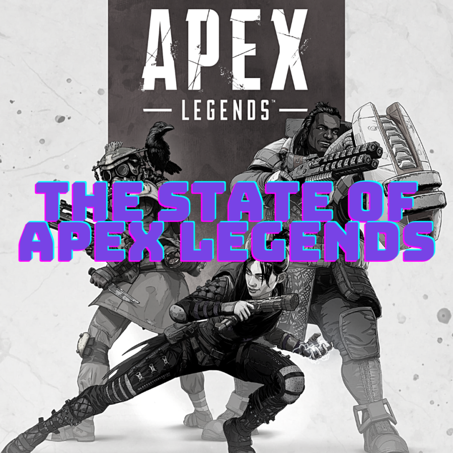 The Sad State Of Apex Legends