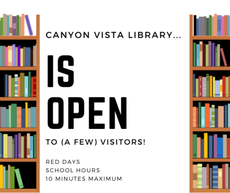 CVMS Library is Open to (a Few) Visitors!