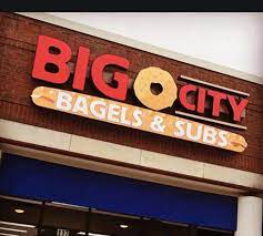 Big city bagel review