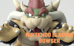 Nintendo Is Suing Bowser