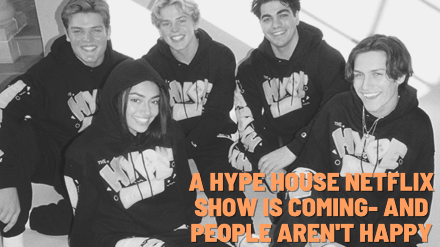 A Hype House Show is Coming to Netflix