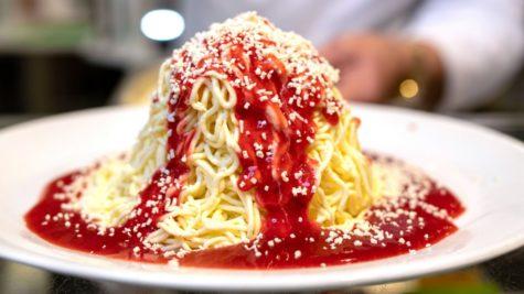 Spaghetti Ice Cream – A Bite of Heaven